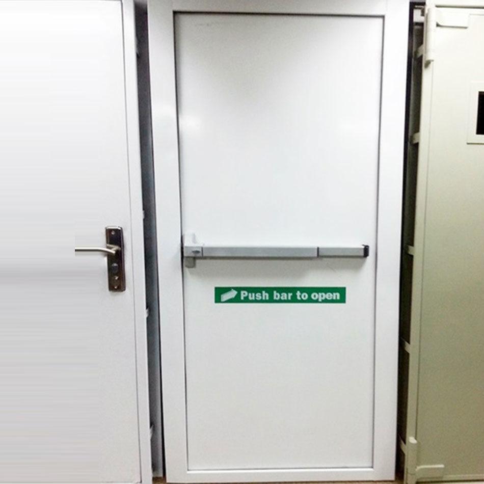 Emergency Exit Door Mek 1009 Mek Mulla Ebrahimji